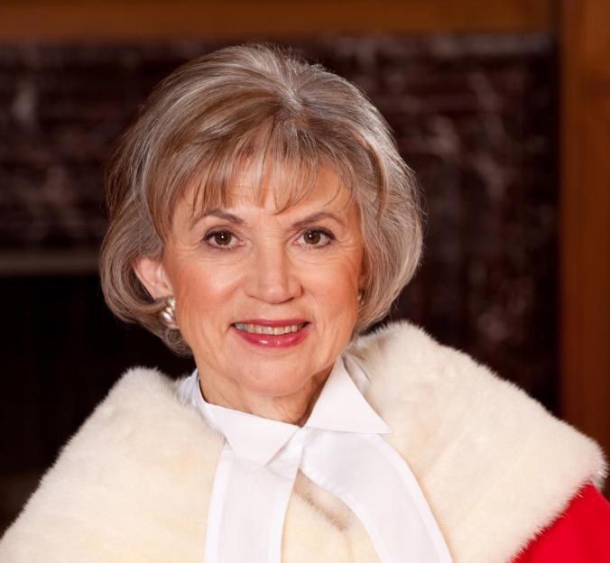 Beverly McLachlin